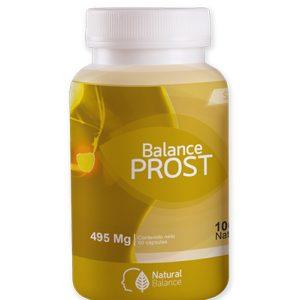 Balance Prost Tratamiento Para La Salud Prostatica