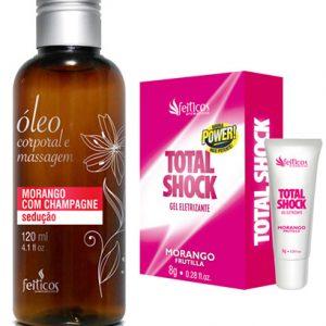 Pack Aceite y Sensibilizador Femenino