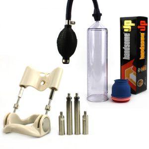 Alarga Y Engrosa Pene Pack 1
