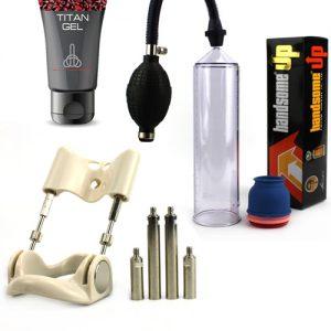 Alarga Y Engrosa Pene Pack 2