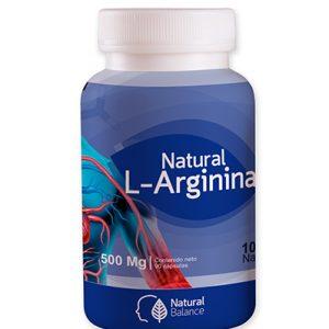 Potenciador Sexual Unisex L-Arginina