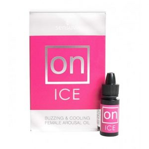 On Estimulador Clitorial Ice 5ML