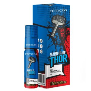 Potenciador Masculino Y Retardante Martillo De Thor