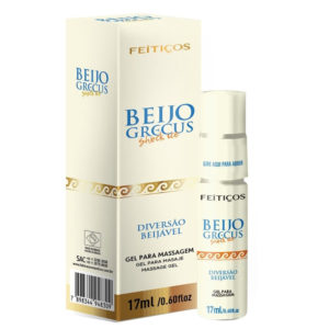 Lubricante Anal Beso Griego Shock Ice