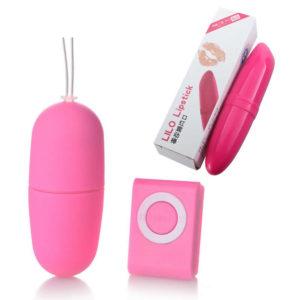 Huevo Vibrador Inalámbrico Interno + Mini Vibrador Externo