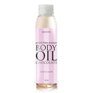 Body Oil efecto calor